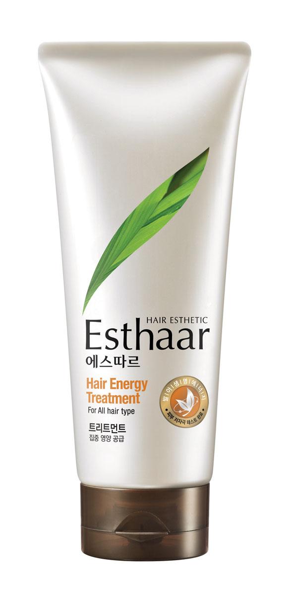 Esthaar Маска Энергия, для всех типов волос, 200 млAC-1121RDEsthaar разработан по новейшей запатентованной технологии с применением молодых побегов целебных трав, известных своей высокой концентрацией лечебных веществ. Богатая 12 видами витаминов и минералов, маска укрепляет корень и стержень волос, наполняет его жизненной силой и энергией, тем самым уменьшает ломкость и потерю. Придает блеск волосам. Состоит на 99% из растительных очищающих компонентов, что делает ее низкоаллергенной. Имеет сертификат LOHAS (Lifestyles Of Health And Sustainability), что подтверждает ее безопасность для здоровья человека и окружающей среды. Характеристики:Объем: 200 мл. Артикул: 978887. Производитель: Корея. Товар сертифицирован.