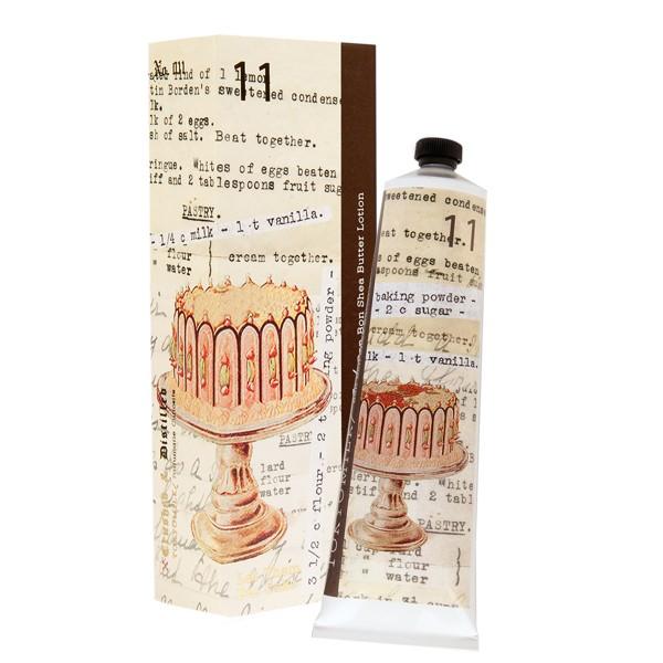 TokyoMilk Молочко для тела Пусть едят пирожные!, 64 г2802Теперь вы можете насладиться вашим любимым ароматом TokyoMilk в роскошном молочке для тела Пусть едят пирожные! с маслом ши. Таинственный и изысканный, он является идеальным дополнением к культовой парфюмированной воде TokyoMilk. Прикосновение декаданса: сахарный тростник, кокосовое молоко, ванильная орхидея и белый мускус. Характеристики:Вес: 64 г. Артикул: TKM16B11. Производитель: США. Товар сертифицирован.