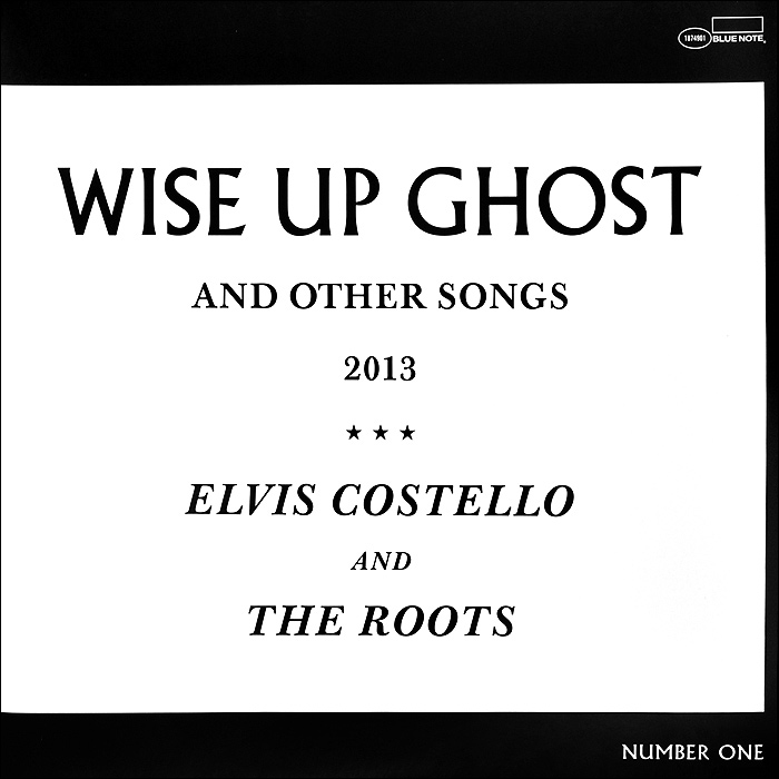Элвис Костелло,The Roots Band Elvis Costello And The Roots. Wise Up Ghost (2 LP) the band the band northern lights southern cross lp