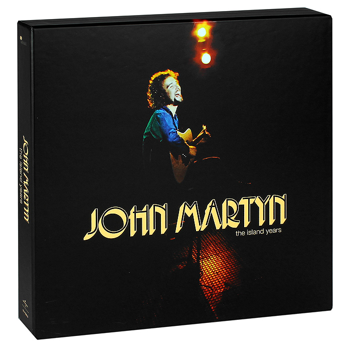 Джон Мартин,Беверли Мартин John Martyn. The Island Years (17 CD + DVD) the little old lady in saint tropez