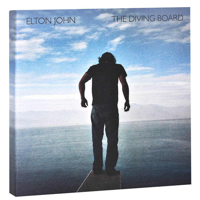 Элтон Джон Elton John. The Diving Board (2 LP + CD + DVD) элтон джон elton john goodbye yellow brick road 4 cd dvd