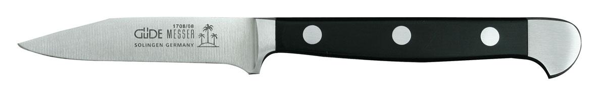 Нож  Alpha , для овощей, длина лезвия 8 см. 1708/08 - Кухонные принадлежности