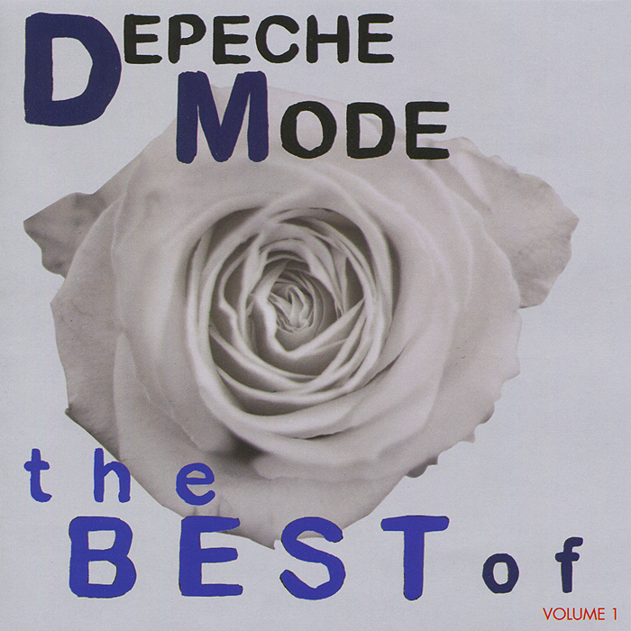 Depeche Mode Depeche Mode. The Best Of Depeche Mode. Volume 1 cd depeche mode