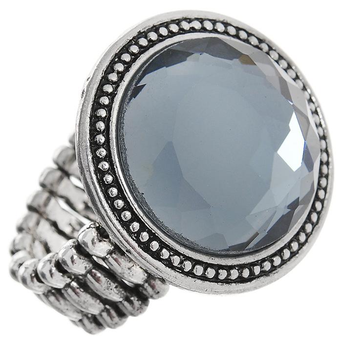 Кольцо Marmalato, цвет: серебристый, серый. 629-027Коктейльное кольцоОригинальное кольцо Marmalato, выполнено из пластика и металла серебристого цвета. Декоративные элементы кольца собраны на резинке. Такое кольцо позволит вам с легкостью воплотить самую смелую фантазию и создать собственный, неповторимый образ. Характеристики:Материал: металл, пластик. Цвет: серебристый, серый. Размер декоративного элемента: 2,8 см. Минимальный диаметр кольца:1,7 см. Размер кольца: универсальный. Артикул: 629-027.Рекомендации по использованию: Для того, чтобы бижутерия прослужила долго и не потеряла своего вида, важно соблюдать несложные рекомендации. Желательно, чтобы украшения не находились долгое время вводе. Также не рекомендуется заниматься в украшениях спортом, украшения могут повредиться механически таким образом.Не рекомендуется надевать металлсодержащую бижутерию в солярий и на пляж, долго находиться в ней под открытым солнцем - если, конечно, это не специальная пляжная коллекция украшений. Поскольку есть риск перегрева металла, что может привести к ожогу. Рекомендации по уходу: Для того, чтобы бижутерия сохраняла свой блеск и свой отличный вид, необходимо соблюдать некоторые рекомендации. Рекомендуется хранить украшения отдельно друг от друга, чтобы избежать царапин. Избегайте попадания любых косметических средств, мыла и абразивов. Избегайте соприкосновения с водой. Очищайте изделие с помощью сухой мягкой ткани. Особенно аккуратно очищайте места крепления кристаллов и камней.