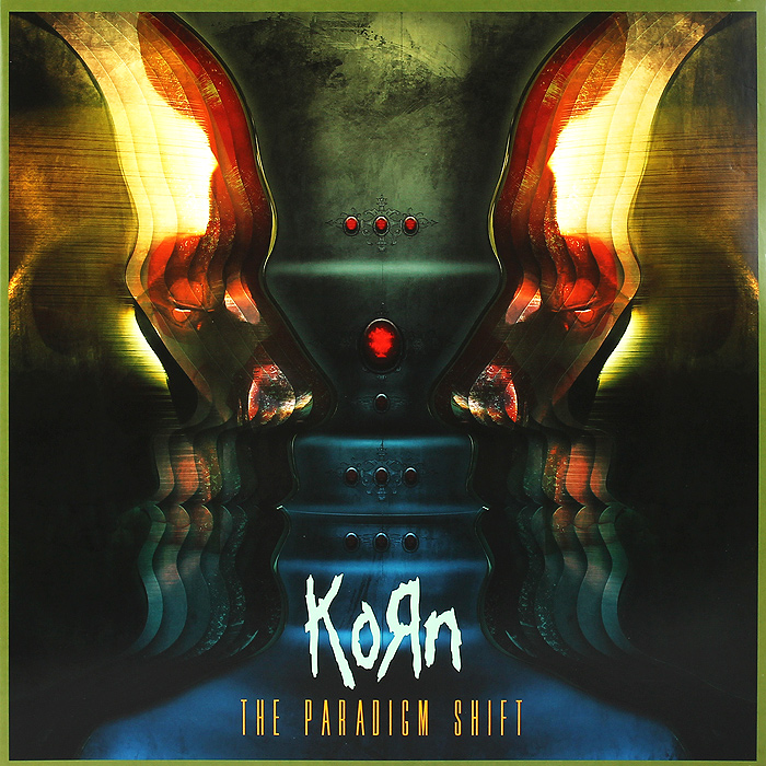 Korn Korn. The Paradigm Shift (2 LP) акустика центрального канала paradigm prestige 55c piano black