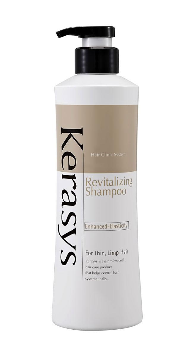 Шампунь KeraSys для волос, оздоравливающий, 400 мл