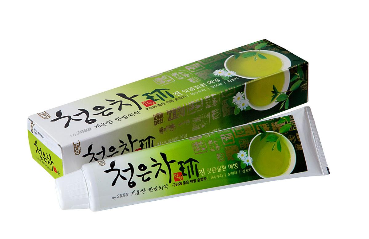 Зубная паста 2080 Восточный чай, 130 гMP59.4DЗубная паста 2080 Восточный чай со вкусом мяты и лечебных трав удаляет зубной налет, освежает дыхание, отбеливает, защищает от кариеса. Предупреждает заболевание десен.Характеристики:Вес: 130 г. Артикул: 892336. Товар сертифицирован.