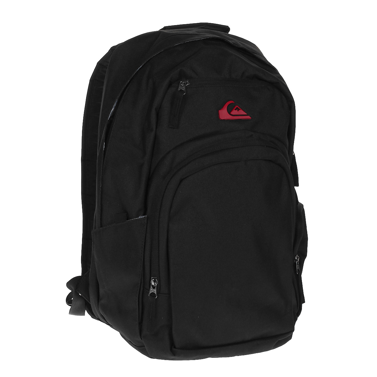 "Рюкзак Quiksilver ""Mudo Backpack X3"", цвет: черный. KTMBA1461-KVK0"