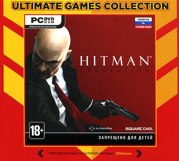 Ultimate Games. Hitman Absolution. Русская версия