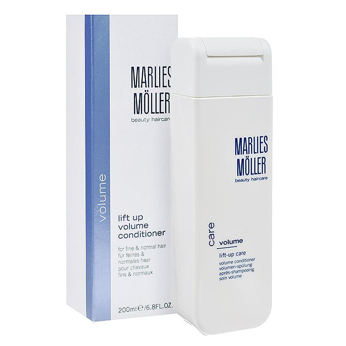 Marlies Moller Кондиционер Volume, для придания объема волосам, 200 млFS-00897Кондиционер с превосходной легкой кремовой текстурой, без силиконов рекомендуется для частого применения. Эффект отталкивания обеспечивает легкий, воздушный объем. В составе инновационные биополимеры, которые поддерживают объем, обеспечивая эффект отталкивания (волосы не склеиваются, отталкиваются друг от друга, словно два магнита). Волосы выглядят более плотными и сильными. Интенсивный уход без утяжеления. Облегчает укладку. Прекрасная защита от вредного воздействия окружающей среды.После использования шампуня нанесите кондиционер по всей длине волос, включая кончики. Расчешите. Затем тщательно смойте.