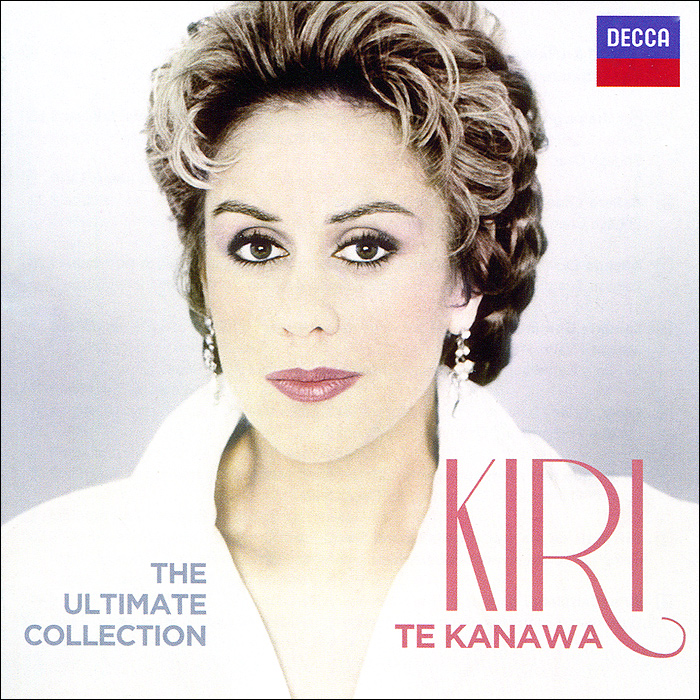 Кири Дженет  Те Кaнава Kiri Te Kanawa. The Ultimate Collection маллани дженет скандальная связь