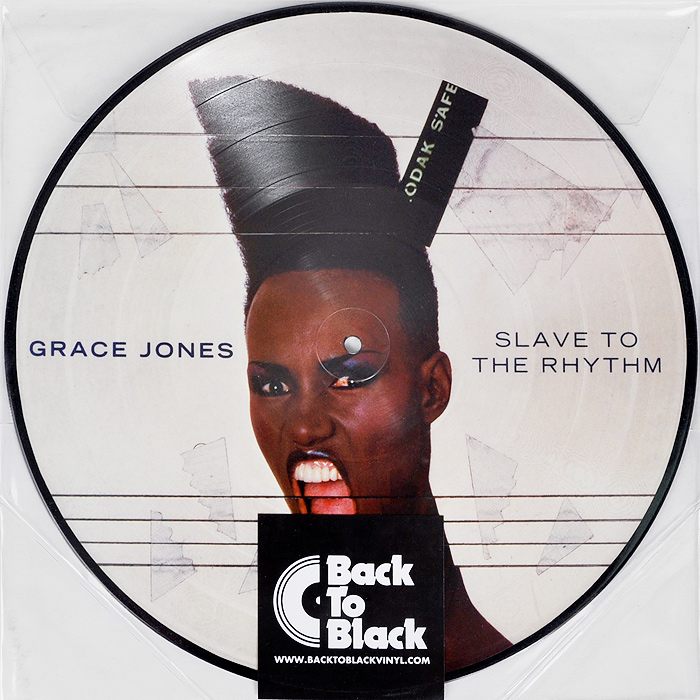 Grace Jones. Slave To The Rhythm (LP)