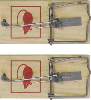Мышеловка FIT, 10 см х 4,5 см, 2 шт4607131425175Мышеловка FIT имеет деревянную основу и прочный стальной механизм, который безотказно срабатывает при попадании грызуна внутрь конструкции. Данный инструмент применяется для ловли мышей дома и на даче. Характеристики: Материал: металл, дерево.Размер мышеловки: 10 см х 4,5 см. Размер упаковки: 16 см х 11 см х 1 см.
