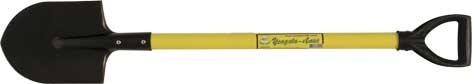 Лопата штыковая Калита, 106 см08733-29.000.00Лопата штыковая Калита может использоваться как на приусадебном участке, так и на стройке при работе с сыпучими материалами. Лезвие из высокоуглеродистой стали, покрытое порошковой краской. Металлический черенок с V-образной ручкой. Характеристики: Материал: пластик, сталь. Длина лопаты: 106 см. Размеры лопаты: 18,5 см х 23,5 см х 0,2 см. Размеры упаковки:110 см х 18,5 см х 3 см.