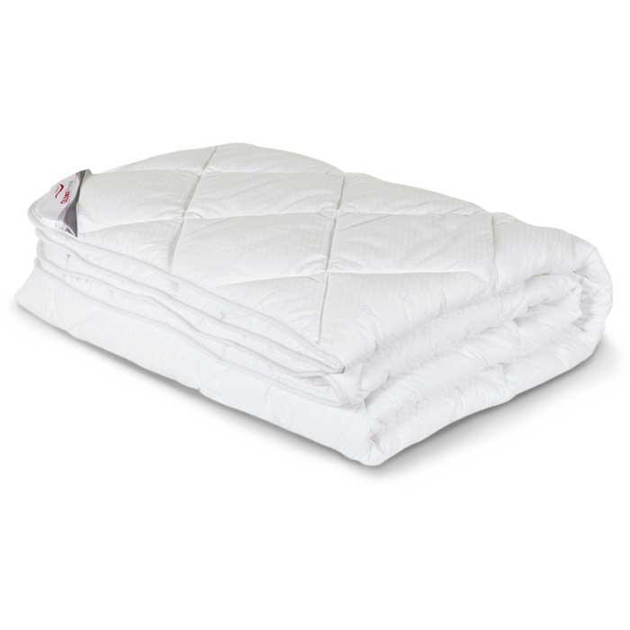 Одеяло теплое OL-Tex Богема, наполнитель: микроволокно OL-tex, 110 х 140 смCLP446Чехол одеяла OL-Tex Богема выполнен из мягкого приятного на ощупь сатина, оформлен фигурной стежкой и кантом по краям. Наполнитель - сверхтонкое высокосиликонизированное микроволокно OL-tex, которое является усовершенствованным аналогом наполнителя Лебяжий пух.Лебяжий пух - это современный заменитель натурального лебяжьего пуха. Искусственный Лебяжий пух сохраняет непревзойденную мягкость и легкость природного материала, но еще обладает и рядом новых достоинств. Лебяжий пух не вызывает аллергии, в изделиях с таким наполнителем не заводится клещ, бактерии, гнили. За подушками и одеялами очень легко ухаживать - их можно стирать в машинке, они быстро и полностью высыхают. Легкое, почти невесомое одеяло, с нежнейшим наполнителем Ol-Tex идеально подходит для сна. Одеяло из коллекции Богема обладает невероятной мягкость и прекрасными терморегулирующими свойствами, гиппоаллергенно. Сохраняет форму и объем даже при многократных стирках. Одеяло OL-Tex Богема - достойный выбор современной хозяйки! Рекомендации по уходу:- Стирка в теплой воде (температура до 30°С),- Нельзя отбеливать. При стирке не использовать средства, содержащие отбеливатели (хлор),- Сушить вертикально без отжима, - Не гладить. Не применять обработку паром,- Нельзя выжимать и сушить в стиральной машине. Характеристики: Материал чехла: сатин (100% хлопок). Наполнитель: микроволокно OL-tex. Цвет: белый. Плотность: 300 г/м2. Размер одеяла: 110 см х 140 см. Размеры упаковки: 55 см х 42 см х 11 см. Артикул: ОЛС-11-4.Уважаемые клиенты!Обращаем ваше внимание на ассортимент в цветовом дизайне товара. Поставка осуществляется в зависимости от наличия на складе.