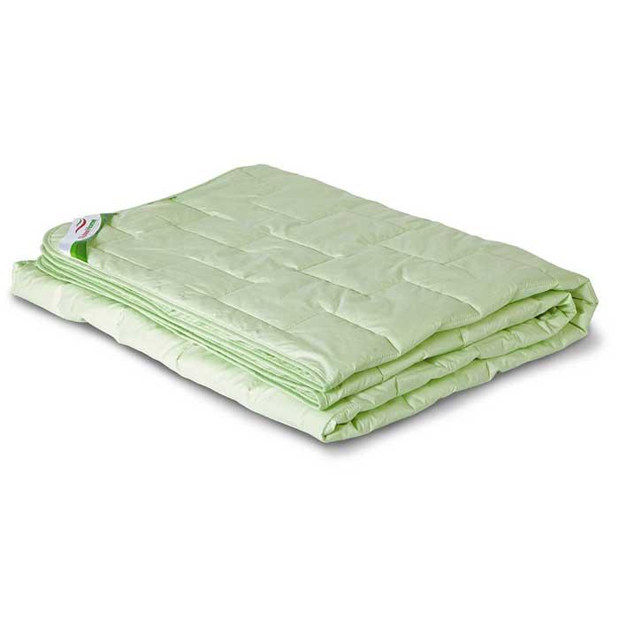 Одеяло облегченное OL-Tex Бамбук, наполнитель: бамбуковое волокно, цвет: фисташковый, 172 см х 205 см531-105Чехол облегченного одеяла OL-Tex Бамбук выполнен из мягкого приятного на ощупь материала тик/перкаль и декорирован оригинальной стежкой. Наполнитель - волокно на основе бамбука с полиэстером.Особенности наполнителя:- 100% природные материалы;- антисептический эффект;- гигиеничен, не вызывает аллергии.Легкое, мягкое, воздушное бамбуковое одеяло прекрасно подойдет всем, кто ценит здоровый сон. Бамбуковое волокно - экологически чистая основа для создания наполнителя нового поколения, имеет естественные антибактериальные и дезодорирующие функции. Не вызывает раздражений на коже человека, идеально подходит людям, страдающим аллергией и астмой. Обладает замечательной вентилирующей способностью и отличается высоким показателем чистоты. Отлично переносит многократные циклы стирок и сушек.Одеяло упаковано в прозрачный пластиковый чехол на змейке с ручками, что является чрезвычайно удобным при переноске.Рекомендации по уходу:- Стирка в теплой воде (температура до 30°С),- Нельзя отбеливать. При стирке не использовать средства, содержащие отбеливатели (хлор),- Сушить вертикально без отжима, - Не гладить. Не применять обработку паром,- Нельзя выжимать и сушить в стиральной машине. Характеристики: Материал чехла: тик/перкаль (100% хлопок). Наполнитель: волокно на основе бамбука, полиэстер. Плотность: 200 г/м2. Размер одеяла: 172 см х 205 см. Размер упаковки: 55 см х 45 см х 15 см. Артикул: ОБТ-18-2.