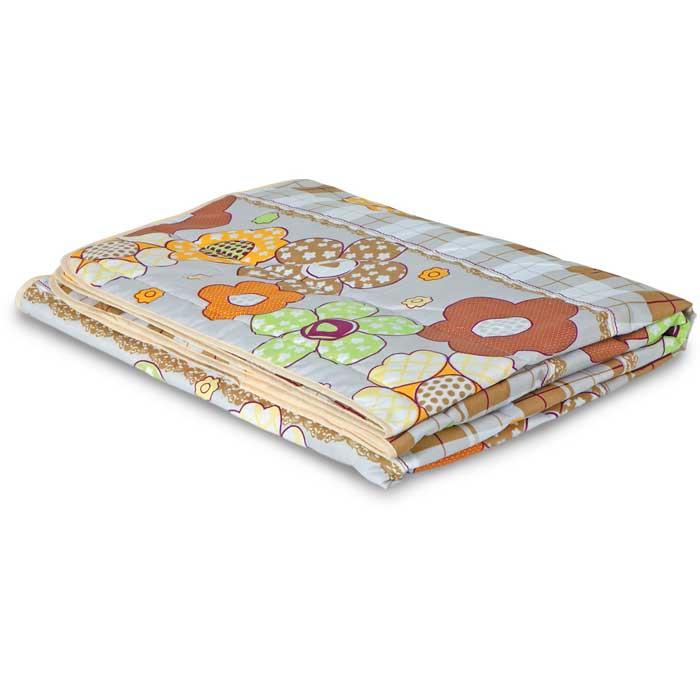 Одеяло летнее OL-Tex Miotex, наполнитель: полиэфирное волокно Holfiteks, цвет: голубой, коричневый, 172 х 205 см531-103Легкое летнее одеяло OL-Tex Miotex создаст комфорт и уют во время сна. Чехол выполнен из полиэстера и оформлен красочным рисунком. Внутри - современный наполнитель из полиэфирного высокосиликонизированного волокна Holfiteks, упругий и качественный. Прекрасно держит тепло. Одеяло с наполнителем Holfiteks легкое и комфортное. Даже после многократных стирок не теряет свою форму, наполнитель не сбивается, так как одеяло простегано и окантовано. Не вызывает аллергии. Holfiteks - это возможность легко ухаживать за своими постельными принадлежностями. Можно стирать в машинке, изделия быстро и полностью высыхают - это обеспечивает гигиену спального места при невысокой цене на продукцию.Плотность: 100 г/м2.