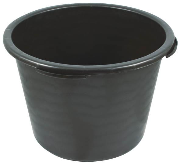 Кадка строительная FIT, 40 л28285Кадка строительная FIT используется для перемешивания раствора. Толстые стенки, особо прочный пластик для больших нагрузок. Характеристики: Материал: пластик. Объем: 40 л. Размер упаковки: 50 см х 50 см х 31 см.
