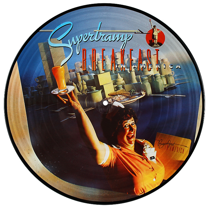 Supertramp Supertramp. Breakfast In America (LP)