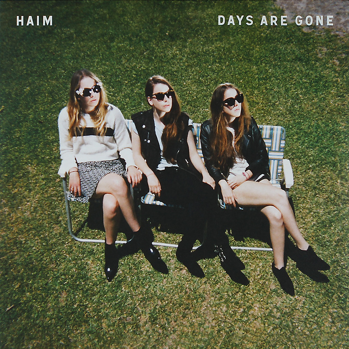 HAIM Haim. Days Are Gone (2 LP) these days are ours