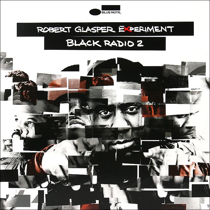 цена на Роберт Глеспер Robert Glasper Experiment. Black Radio 2 (2 LP)