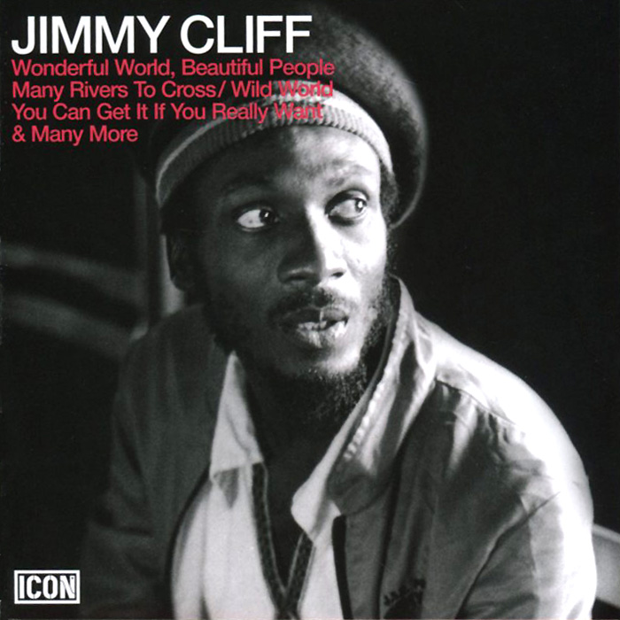 Jimmy Cliff. Icon