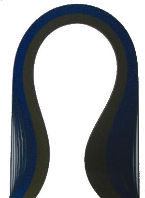 Набор бумаги для квиллинга, цвет: шоколад, темно-синий, полоски 0,3 см х 30 см, 2 цвета, 100 шт09840-20.000.00Квиллинг - искусство изготовления плоских или объемных композиций из скрученных в спиральки длинных и узких полосок бумаги. Из бумажных спиралей создают цветы и узоры, которые затем используют обычно для украшения открыток, альбомов, подарочных упаковок, рамок для фотографий. Это простой и очень красивый вид рукоделия, не требующий больших затрат. Изделия из бумажных лент можно использовать также как настенные украшения или даже бижутерию. Характеристики:Материал: бумага. Цвет: темно-синий, темно-коричневый. Количество в упаковке: 100 шт. Размер 1 полоски: 0,3 см х 30 см. Размер упаковки: 15 см х 10 см х 0,5 см.