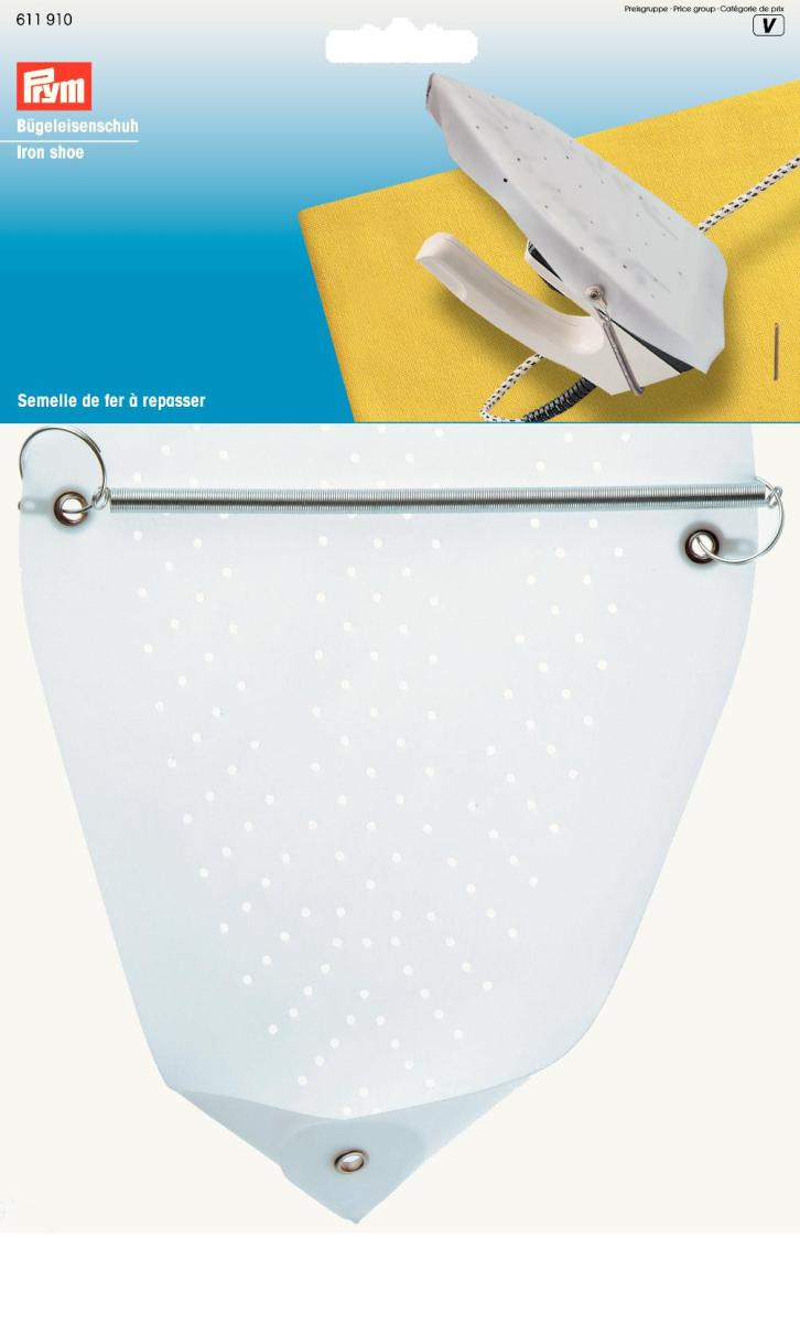 Насадка на подошву утюга Prym, силиконоваяIR-F1-WСъемная насадка на подошву утюга Prym изготовлена из прочного силикона, имеет универсальный размер.Насадка защищает чувствительные и набивные ткани от слишком высокой температуры и образования ласов. Характеристики:Материал: силикон, металл. Размер: 21 см х 16 см х 0,5 см. Размер упаковки: 28,5 см х 17,5 см х 0,5. Артикул: 611910.