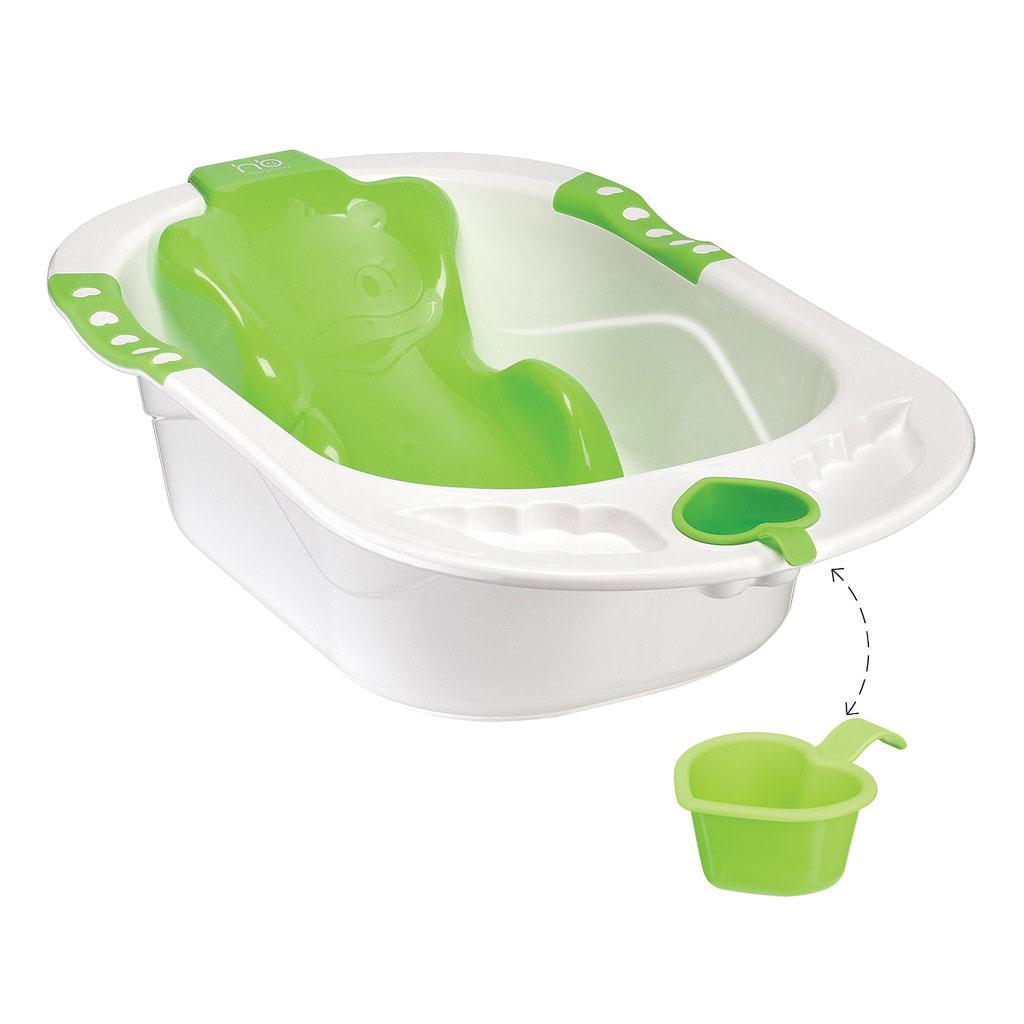 Детская ванна Happy Baby, цвет: зеленый - Все для купания