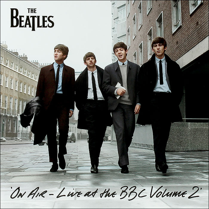 The Beatles The Beatles. On Air. Live At The BBC. Volume 2 (3 LP) the beatles the beatles a hard day s night ecd