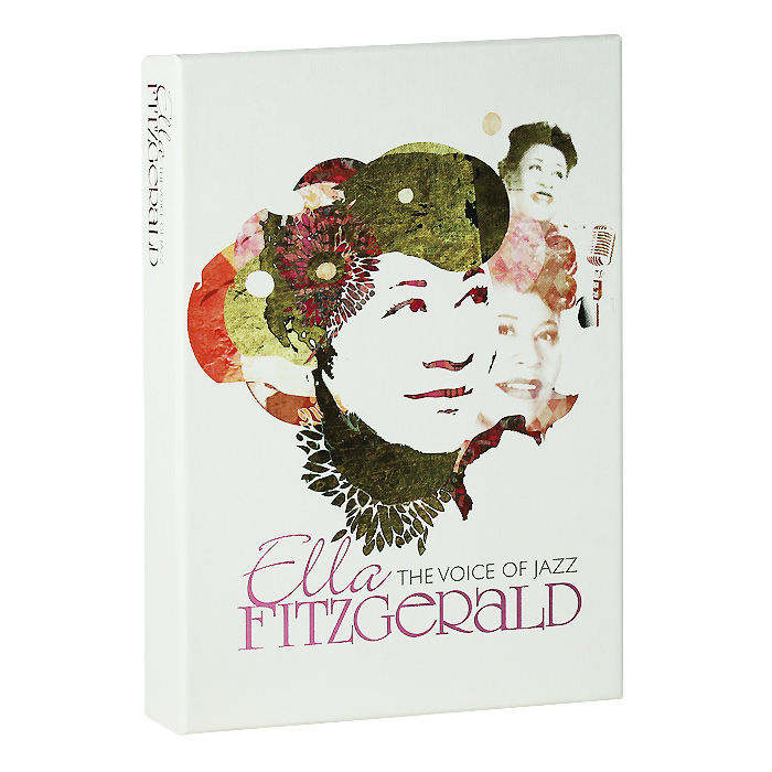 Ella Fitzgerald. The Voice Of Jazz (10 CD)
