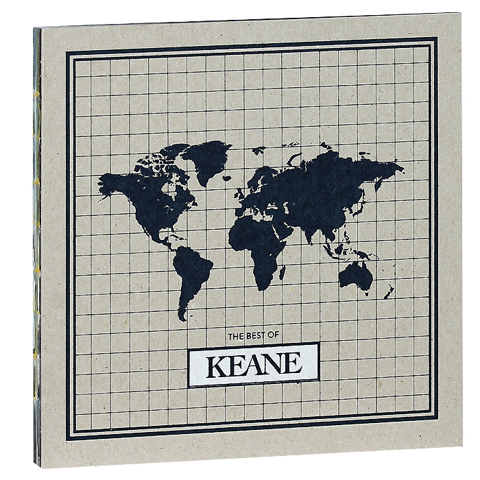 Keane Keane. The Best Of Keane. Super Deluxe Edition (2 CD + DVD) джеймс блант james blunt all the lost souls deluxe edition cd dvd