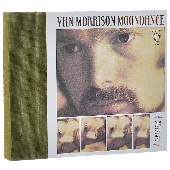 Ван Моррисон Van Morrison. Moondance. Deluxe Edition (4 CD + Blu-Ray Audio)