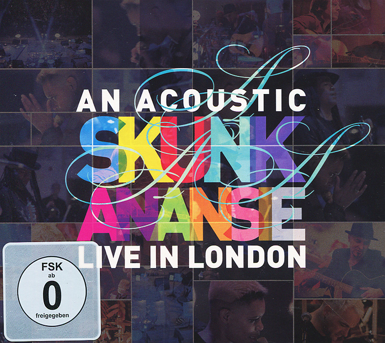 Skunk Anansie Skunk Anansie. An Acoustic Skunk Anansie Live In London (CD + DVD) nine inch nails live beside you in time