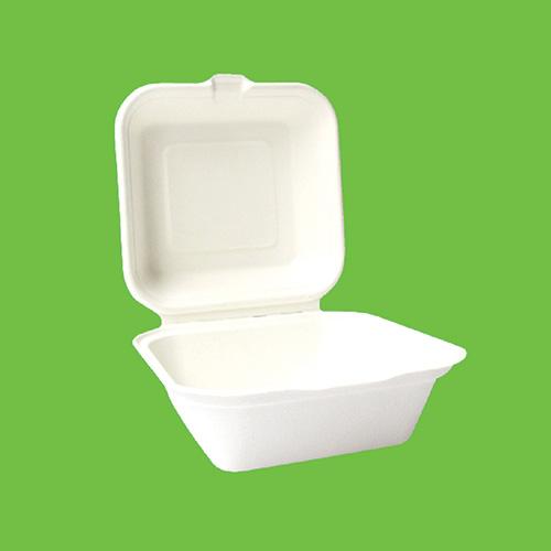 Набор бургер-боксов Gracs, биоразлагаемых, цвет: белый, 16 х 16 см, 10 штBQ-N16Набор Gracs состоит из 10 биопазлагаемых бургер-боксов, выполненных из экологически чистого материала - сахарного тростника. Материал не содержит токсинов и канцерогенов. Набор Gracs можно использовать как для холодных, так и для горячих продуктов.Набор можно использовать в микроволновой печи.Одноразовая биоразлагаемая посуда Gracs- полезно для здоровья, безопасно для окружающей среды!Размер бургер-бокса: 16 см х 16 см х 4,5 см.Размер крышки: 15 см х 15 см х 3,5 см.