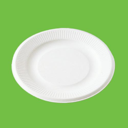 Набор тарелок Gracs, биоразлагаемых, цвет: белый, диаметр 18 см, 10 штVT-1520(SR)Набор Gracs состоит из 10 биоразлагаемых тарелок, выполненных из экологически чистого материала - сахарного тростника. Материал не содержит токсинов и канцерогенов. Набор Gracs можно использовать как для холодных, так и для горячих продуктов.Набор можно использовать в микроволновой печи.Одноразовая биоразлагаемая посуда Gracs- полезно для здоровья, безопасно для окружающей среды!Размер тарелки: 18 см х 18 см х 1 см.