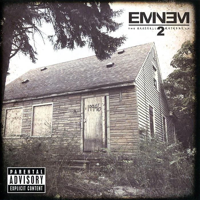 Новая пластинка от Эминема является восьмым студийным альбомом и продолжает историю самого успешного и знакового релиза исполнителя - третьего студийного альбома