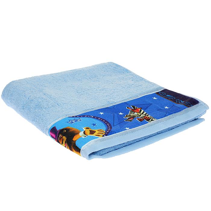 Полотенце махровое Непоседа Мадагаскар. Алекс, цвет: голубой, 60 см х 130 см74-0080Махровое полотенце Непоседа Мадагаскар. Алекс, изготовленное из натурального хлопка, комфортно в ежедневном применении благодаря особо мягкой текстуре полотна. Махровая ткань полотенца отличается равномерным невысоким ворсом. Полотенце выполнено в сочном голубом цвете и оформлено изображением отважного льва Алекса, персонажа известного мультфильма Мадагаскар. Махровое полотенце Непоседа Мадагаскар. Алекс подарит ощущение комфорта, а любимые персонажи создадут позитивное настроение у вашего малыша. Характеристики: Материал: 100% хлопок. Цвет: голубой. Размер полотенца: 60 см х 130 см. Артикул: 218703. Компания НеоТек производит домашний текстиль высочайшего качества, используя только новейшие технологии. Компания известна по всей России и за ее пределами и имеет несколько представительств в других странах.