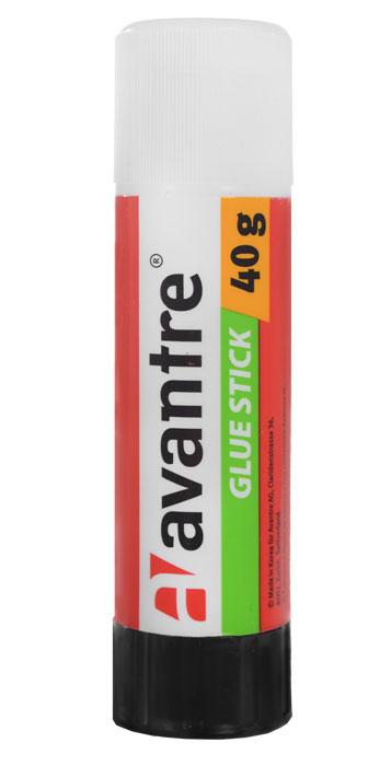 Клей-карандаш Avantre, 40 гFS-00103Клей-карандаш Avantre идеально подходит для склеивания бумаги, картона и фотографий. Выкручивающийся механизм обеспечивает постепенное выдвижение клеящего стержня из пластикового корпуса. Клей легко наносится, не деформирует поверхность, а также отстирывается от большинства тканей.Клей-карандаш экологически безопасен и не имеет запаха. Идеален для использования дома, в школе, офисе. Характеристики:Объем клея: 40 г. Размер клея-карандаша: 12 см х 3 см х 3 см. Изготовитель: Корея.