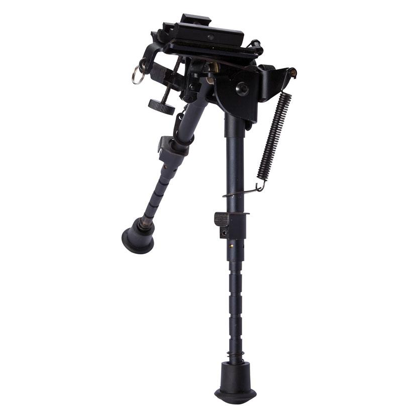 ASG сошки универсальные на RIS (17424)G.6-MСошки с креплением на антабку с RIS адаптером для пневматических и страйкбольных винтовок и карабинов. Специальный зажим подходит для большинства снайперских винтовок. 6 фиксированных положений для регулировки по высоте. В комплекте с креплением R.I.S. для установки на планки 21 мм. Подходит для M70, AW.308, AW.338 и любых винтовок с планкой 21 мм. Не предназначены для использования на боевом оружии.Уважаемые покупатели, при использовании пневматики соблюдайте технику безопасности: храните в разряженном состоянии в местах недоступных для детей, не направляйте на людей и животных, при стрельбе следите, чтобы в районе мишени не было людей, всегда используйте защитные очки и экипировку, перевозите пневматику в чехлах и сумках, не носите открыто в общественных местах! Перед использованием прочтите инструкцию! Грамотное обращение с пневматикой - залог Вашего приятного отдыха! Уважаемые покупатели, обращаем Ваше внимание, что авиадоставка в нижеперечисленные города этого товара временно недоступна! 1. Ангарск 2. Благовещенск 3. Бодайбо 4. Братск 5. Владивосток 6. Воркута 7. Иркутск 8. Калининград 9. Надым 10. Нарьян-Мар 11. Находка 12. Норильск 13. Петропавловск-Камчатский 14. Салехард 15. Улан-Удэ 16. Уссурийск 17. Ухта 18. Хабаровск 19. Чита 20. Энергетик 21. Южно-Сахалинск 22. Якутск Возвраттоваравозможен только при наличии заключения сервисного центра.Время работы сервисного центра: Пн-чт: 10.00-18.00 Пт: 10.00- 17.00Сб, Вс: выходные дниАдрес: ООО ГАТО, 121471, г.Москва,ул.ПетраАлексеева,д12., тел. (495)232-4670, gato@gato.ruЦвет: черный. Размер упаковки: 20 см x 9 x 7,5 см. Артикул: 17424.