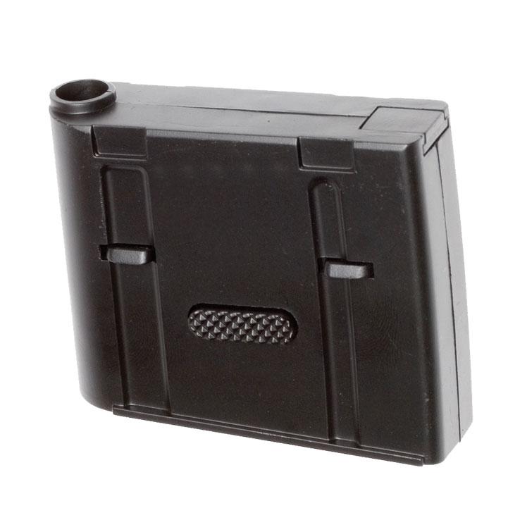 ASG магазин для Franchi SAS 12, spring, 6 мм, 2 шт (15267)16093Магазин для пружинных помповых страйкбольных ружей Franchi SAS 126 мм (артикул 15261). Упаковка: 2 магазинаУважаемые покупатели, при использовании пневматики соблюдайте технику безопасности: храните в разряженном состоянии в местах недоступных для детей, не направляйте на людей и животных, при стрельбе следите, чтобы в районе мишени не было людей, всегда используйте защитные очки и экипировку, перевозите пневматику в чехлах и сумках, не носите открыто в общественных местах! Перед использованием прочтите инструкцию! Грамотное обращение с пневматикой - залог Вашего приятного отдыха! Уважаемые покупатели, обращаем Ваше внимание, что авиадоставка в нижеперечисленные города этого товара временно недоступна! 1. Ангарск 2. Благовещенск 3. Бодайбо 4. Братск 5. Владивосток 6. Воркута 7. Иркутск 8. Калининград 9. Надым 10. Нарьян-Мар 11. Находка 12. Норильск 13. Петропавловск-Камчатский 14. Салехард 15. Улан-Удэ 16. Уссурийск 17. Ухта 18. Хабаровск 19. Чита 20. Энергетик 21. Южно-Сахалинск 22. Якутск Возвраттоваравозможен только при наличии заключения сервисного центра.Время работы сервисного центра: Пн-чт: 10.00-18.00 Пт: 10.00- 17.00Сб, Вс: выходные дниАдрес: ООО ГАТО, 121471, г.Москва,ул.ПетраАлексеева,д12., тел. (495)232-4670, gato@gato.ruЦвет: черный.Размер упаковки: 17 см x 10 см x 2 см.