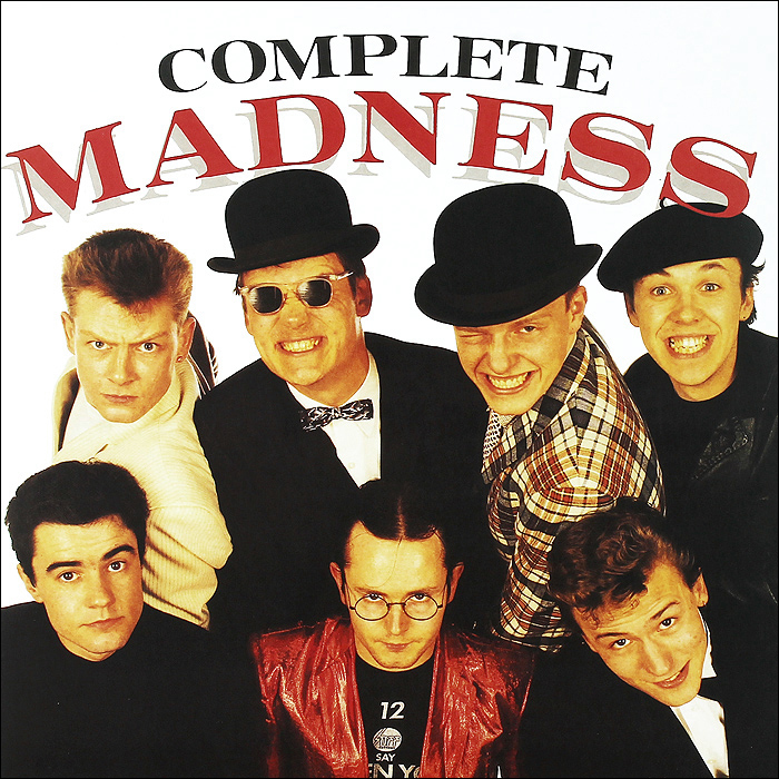 Madness Madness. Complete Madness (2 LP) midlife madness or menopause