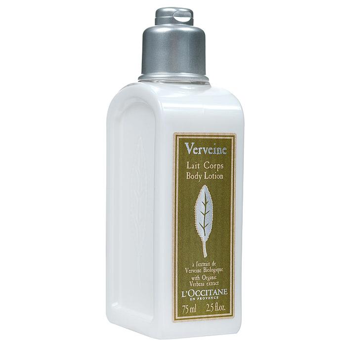 LOccitane Молочко для тела Вербена, увлажняющее, 75 млFS-00897Молочко для тела LOccitane Вербена, обогащенное органическим экстрактом вербены и маслом виноградных косточек, увлажняет и питает кожу, придавая ей приятный и свежий аромат.Благодаря универсальному цитрусовому аромату, молочко подходит как женщинам, так и мужчинам. Легкое молочко быстро впитывается и мгновенно устраняет сухость кожи. Характеристики: Объем: 75 мл. Производитель:Франция. Артикул: 264058. Loccitane (Л окситан) - натуральная косметика с юга Франции, основатель которой Оливье Боссан. Название Loccitane происходит от названия старинной провинции - Окситании. Это также подчеркивает идею кампании - сочетании традиций и компонентов из Средиземноморья в средствах по уходу за кожей и для дома. LOccitane использует для производства косметических средств натуральные продукты: лаванду, оливки, тростниковый сахар, мед, миндаль, экстракты винограда и белого чая, эфирные масла розы, апельсина, морская соль также идет в дело. Специалисты компании с особой тщательностью отбирают сырье. Учитывается множество факторов, от места и условий выращивания сырья до времени и технологии сборки. Товар сертифицирован.