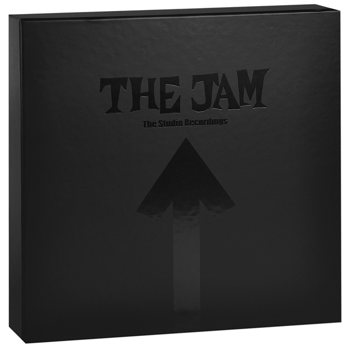 The Jam The Jam. The Studio Recordings (8 LP) the heir