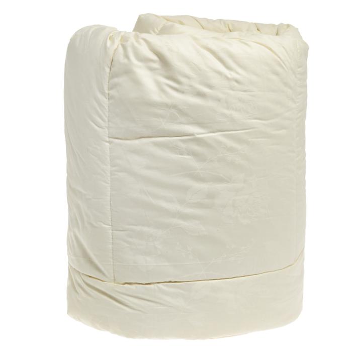 Одеяло теплое OL-Tex Ангора, наполнитель: шерсть ангорской козы, цвет: бежевый, 220 см х 200 см96281375Чехол теплого одеяла OL-Tex Ангора выполнен из благородного сатина бежевого цвета с геометрическим рисунком. Наполнитель - шерсть ангорской козы с полиэстером.Особенности наполнителя: - прекрасно испаряет влагу, создавая сухое тепло; - гигроскопичен, обладает очень низкой теплопроводностью; - не вызывает аллергических реакций.Издавна козий пух величали не иначе как мягкое золото. Ни одна шерсть не отличается такой мягкостью, нежностью, легкостью и теплотой. Изделия из козьего пуха благотворно влияют на людей, страдающих гипертонией, остеохондрозом, радикулитом, артритом. Помогают в профилактике простудных заболеваний.Сухое и целебное тепло шерсти ангорской козы подарит вам великолепное одеяло с эксклюзивной стежкой и красивым атласным кантом. Нежное, теплое и красивое одеяло - это комфорт и уют в вашей спальне.Одеяло OL-Tex Ангора упаковано в прозрачный пластиковый чехол на змейке с ручками, что является чрезвычайно удобным при переноске.Рекомендации по уходу:- Стирка запрещена,- Нельзя отбеливать. При стирке не использовать средства, содержащие отбеливатели (хлор),- Не гладить. Не применять обработку паром,- Химчистка с использованием углеводорода, хлорного этилена, монофтортрихлорметана (чистка на основе перхлорэтилена),- Нельзя выжимать и сушить в стиральной машине. Характеристики: Материал чехла: сатин (100% хлопок). Наполнитель: шерсть ангорской козы, полиэстер. Цвет: бежевый. Плотность: 300 г/м2. Размер одеяла: 220 см х 200 см. Размеры упаковки: 55 см х 40 см х 20 см. Артикул: ОАС-22-4.