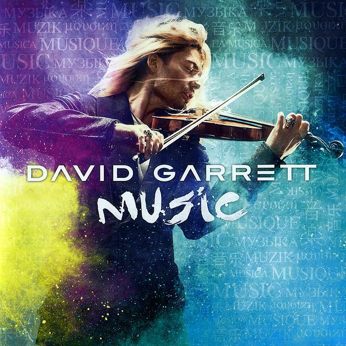 Дэвид Гарретт David Garrett. Music decca universal music russia