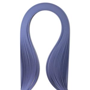Набор бумаги для квиллинга, цвет: фиолетовый, полоски 0,3 см х 30 см, 100 штAM400022Квиллинг - искусство изготовления плоских или объемных композиций из скрученных в спиральки длинных и узких полосок бумаги. Из бумажных спиралей создают цветы и узоры, которые затем используют обычно для украшения открыток, альбомов, подарочных упаковок, рамок для фотографий. Это простой и очень красивый вид рукоделия, не требующий больших затрат. Изделия из бумажных лент можно использовать также как настенные украшения или даже бижутерию. Характеристики:Материал: бумага. Цвет: фиолетовый. Количество в упаковке: 100 шт. Размер 1 полоски: 0,3 см х 30 см. Размер упаковки: 15 см х 10 см х 0,5 см.