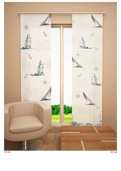 Японская панель Garden Кораблики, 60 х 270 смDAVC150Японская панель Garden Кораблики выполнена из 100% полиэстера белого цвета с ярким принтом морскойтематики. Такая панель сможет заменить обычные шторы и оригинально украсить любой интерьер - отклассики до авангарда. Японская панель будет смотреться как в просторных помещениях с большими окнами,так и в маленьких комнатах такие шторы могут создать уют и комфорт. Современные японские панелипозволяют оформлять не только оконные и дверные проемы, но и могут выступать в качестве декоративныхперегородок: для отделения рабочей зоны, спального места, кухни и т.д. Преимущество данных штор втом, что они, как и жалюзи, занимают мало места. Конструкция позволяет их легко монтировать и снимать.Внизу панель утяжелена специальной планкой. А вверху панель крепиться на липучке к специальной жесткойпланке для крепления и перемещения по карнизу. Для подвешивания японских штор необходим специальный карниз. Он представляет собой алюминиевыйпрофиль с несколькими рядами для панелей (до 10 рядов). Штора крепится на направляющую при помощилипучки. Такое крепление позволяет очень быстро и легко сменить панели на другие. На один карниз можноподвесить несколько штор. Для современного городского интерьера, избавленного от лишних деталей и вычурного декора, как нельзялучше подойдут японские шторы. Они станут не только украшением интерьера, привлекая к себе внимание, нои помогут создать в помещении романтическую теплую атмосферу, рассеивая яркий солнечный свет,приглушая общее освещение комнаты. Разнообразие цветов, текстур и материалов позволяет подобратьподходящие композиции для любого интерьера. Характеристики: Материал: 100% полиэстер. Цвет: белый. Размер упаковки: 10 см х 2 см х 64 см. Артикул: W678 (1985) 60х270 V140. В комплект входит: Японская панель - 1 шт. Размер (Ш х В): 60 см х 270 см. Уважаемые клиенты!Однотонная японская штора, представленная на фото, в комплект не входит и приобретается отдельно.В данном случае она представлена для 