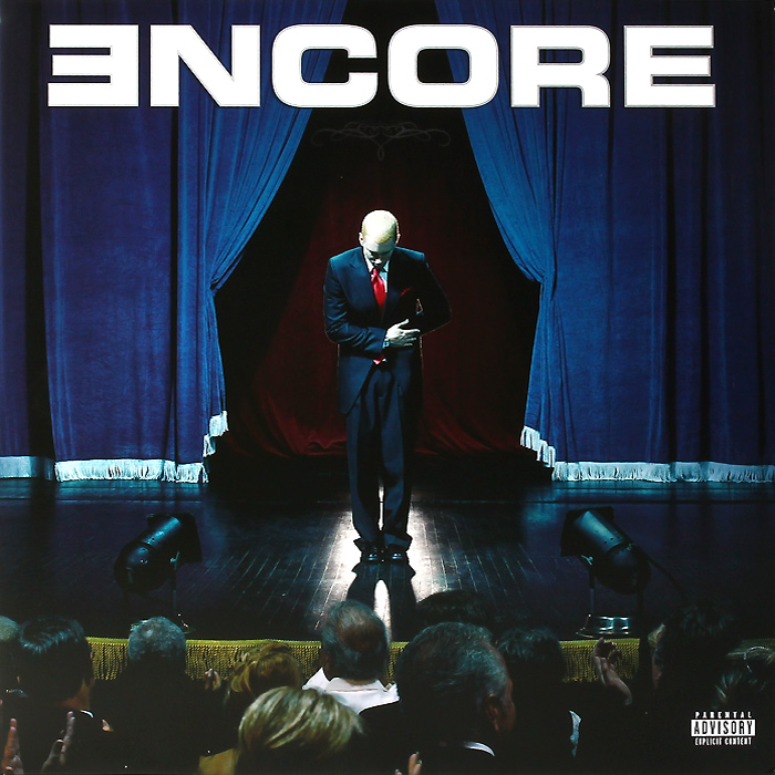 Эминем Eminem. Encore (2 LP) eminem the marshall mathers lp 2