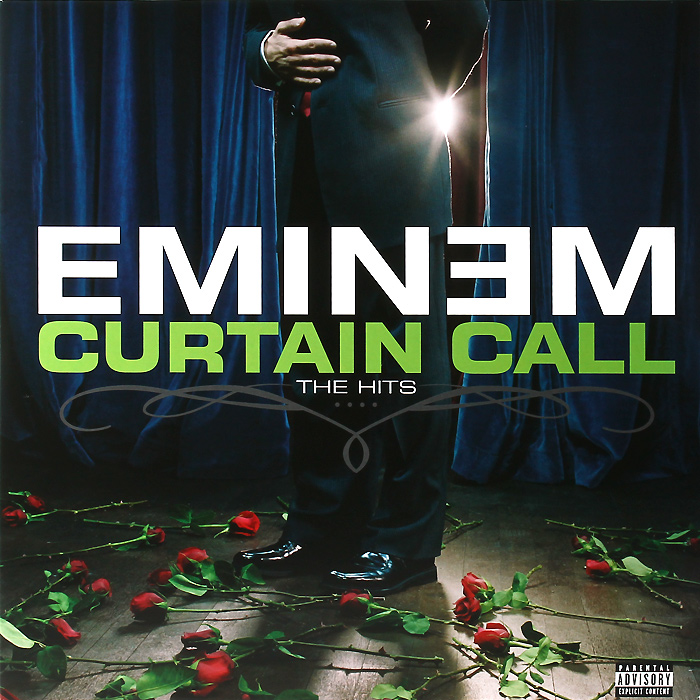 Эминем Eminem. Curtain Call. The Hits (2 LP) eminem the marshall mathers lp 2